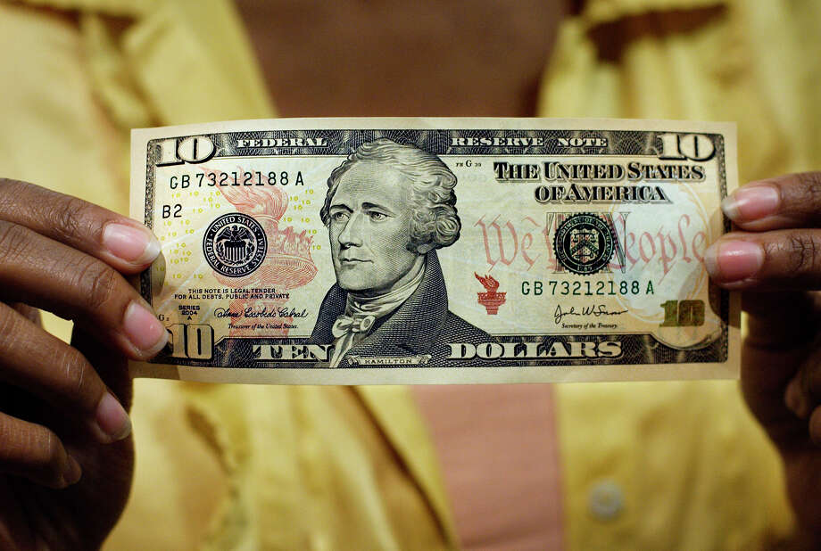 Let Alexander Hamilton and our other Founding Fathers on currency rest in peace. Putting a woman on the $10 is nothing more than meaningless tokenism. Photo: J. Scott Applewhite /Associated Press / AP