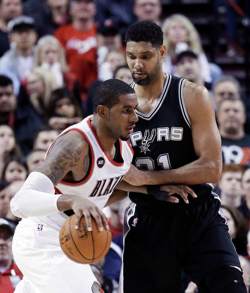 San Antonio Spurs Forward