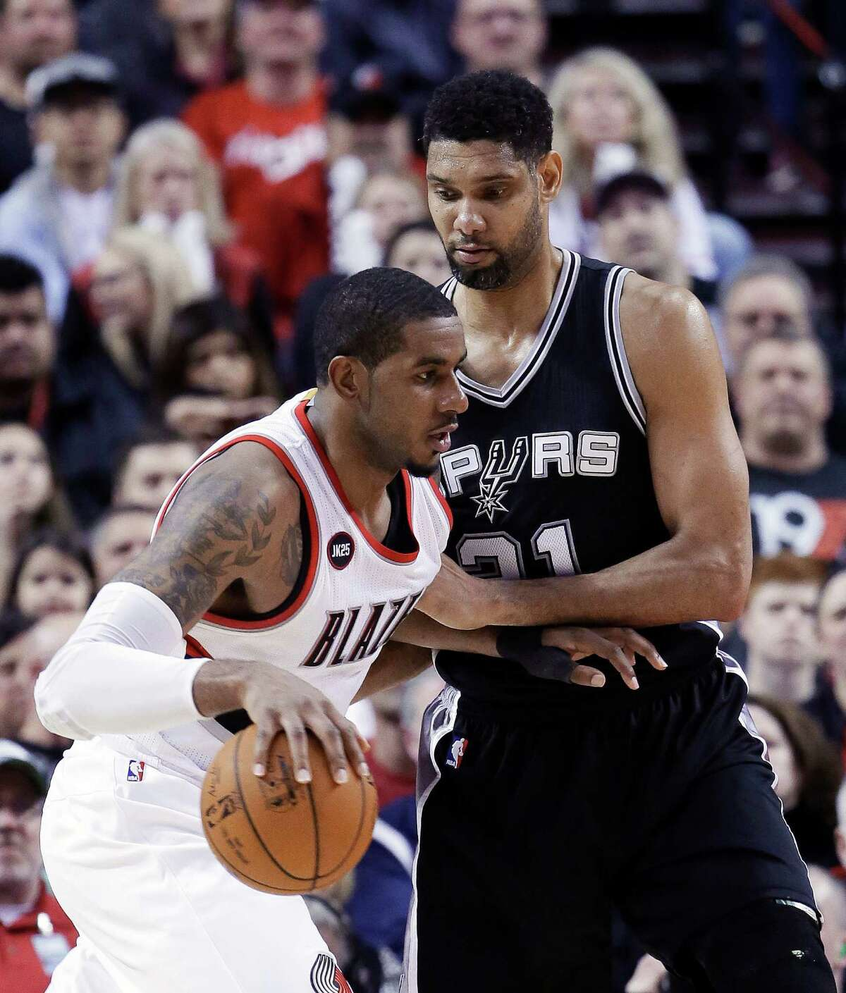 LaMarcus Aldridge: Signed with Spurs as a free agentAldridge, who is a Dallas native, decided to head back to his home state and join forces with Duncan and Pop, becoming the centerpiece in a newer, stronger Spurs lineup that is looking at another deep playoff run.