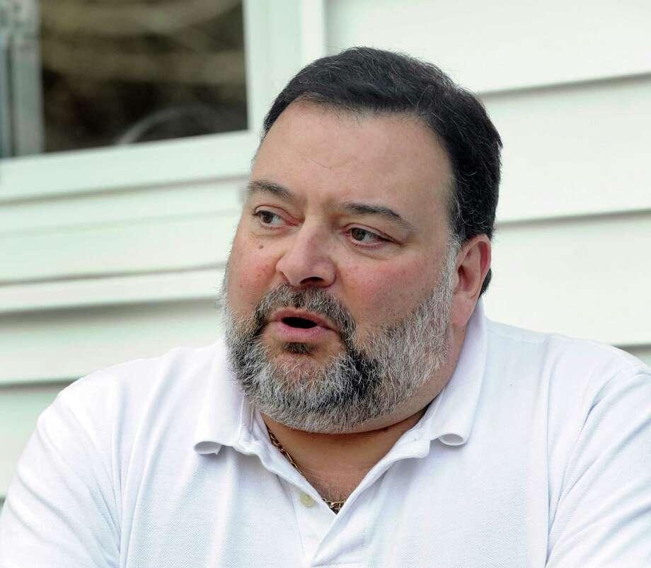 Rob Gianazza, chairman of A Brookfield Party. Photo: Carol Kaliff / Carol Kaliff / The News-Times