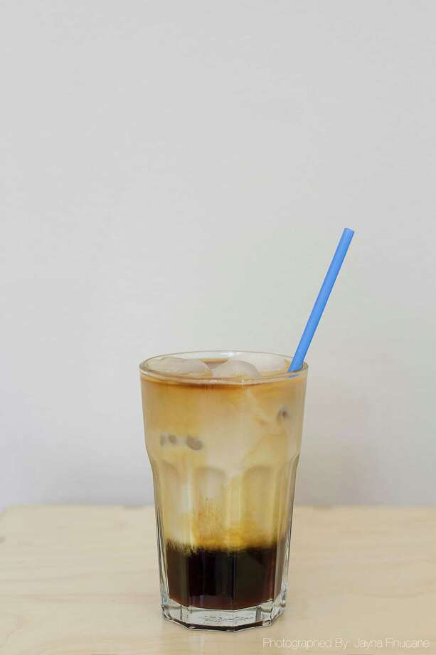 Iced coffee can be diluted with milk and sugar to taste, just like its hot counterpart. Photo: Courtesy Photo