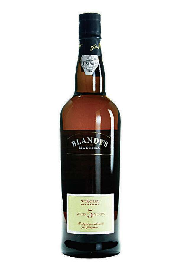 Blandy's 5-year Sercial Madeira. Photo: Courtesy Photo / ONLINE_YES