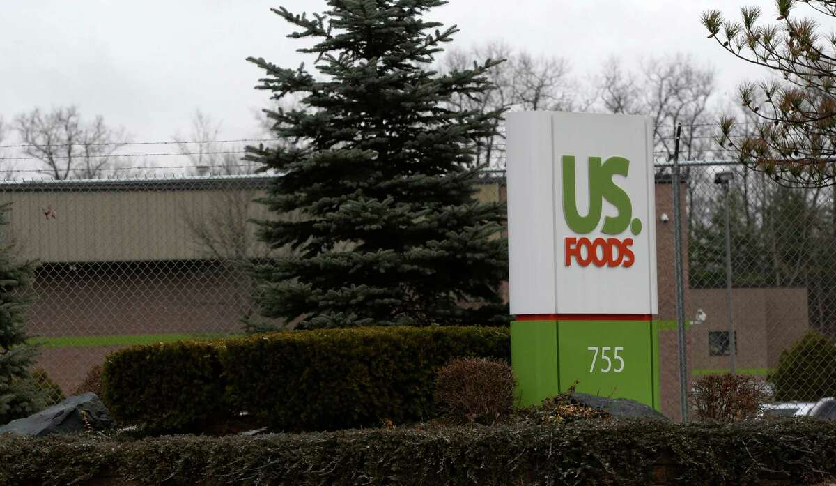 US Foods property in Clifton Park, N.Y. (Skip Dickstein/Times Union)