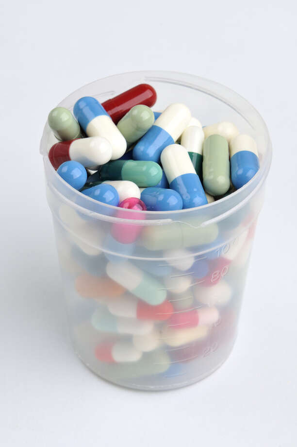 Container with pills Photo: Fotolia / avarand - Fotolia