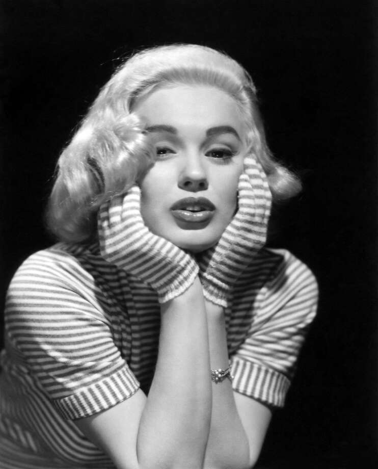 "Mamie Van Doren stars in the 1959 drama ""Girls, Guns & Gangsters."" Photo:  I Wake Up Dreaming."