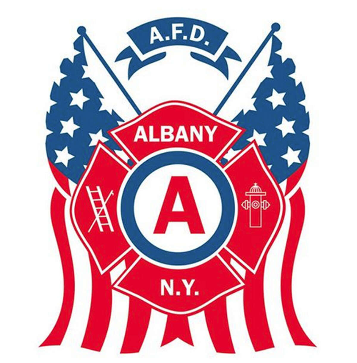 The updated Albany Permanent Professional Firefighters Association Local 2007 logo.