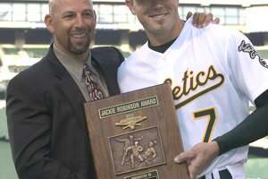 A's beat: Weiss reflects on Coliseum - Photo