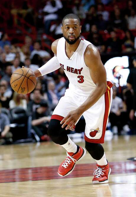 Dwyane Wade is no sure thing to return for a 13th season in Miami after opting for free agency. Photo: Joel Auerbach, FRE / FR170673 AP