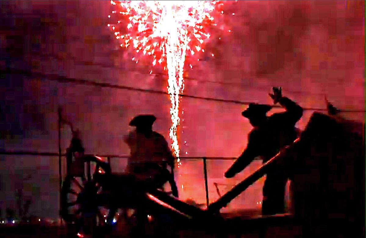 Official: Helotes San Antonio Living History Association members provide cannons and other firearms to accompany both the band concert and fireworks display at the Helotes Independence Day celebration. Located at Helotes Municipal Complex, 12951 Bandera Road, which begins at 6:30 p.m.
