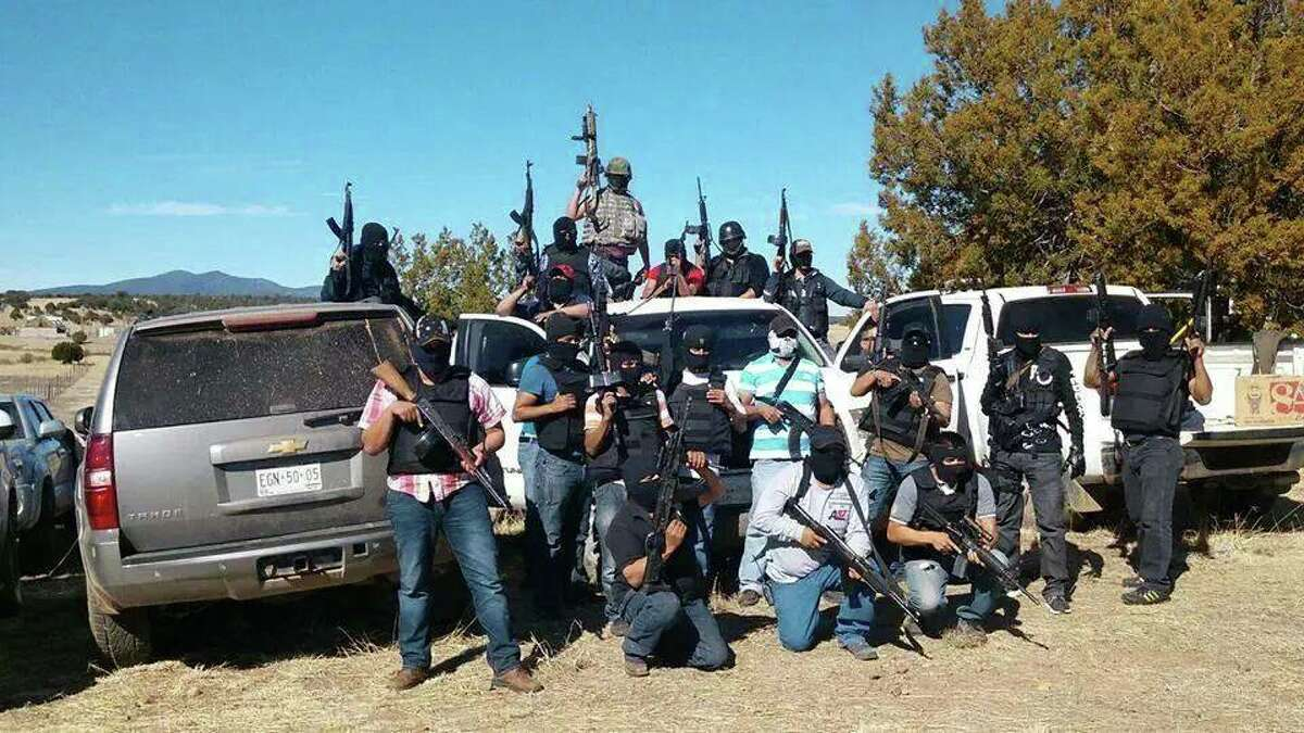 1. Initially formed in El Paso jails in 1986, the Barrio Azteca gang expanded to a transnational criminal organization, allying itself with the Juarez Cartel (pictured).