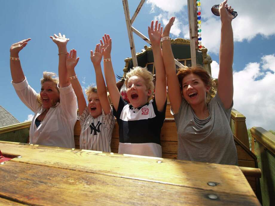 Click through for a list of outdoor activities and events happening this summer in Connecticut.   Photo: Www.quassy.com, Http://www.quassy.com/ / Connecticut Post contributed