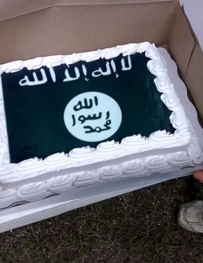 Walmart Nixes Confederate Flag Cake But Bakes Isis Cake Sfgate