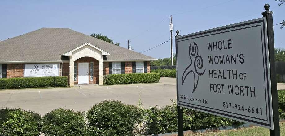 Dallas/Fort Worth Abortion Clinics - Jane's Due Process