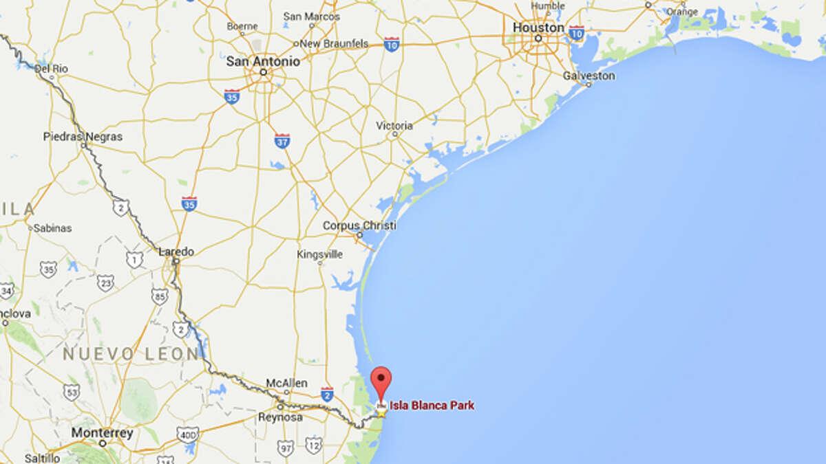 1. South Padre Island San Antonio drive time: 4 - 5 hours Austin drive time: 6 hours Houston drive time: 6 - 7 hours