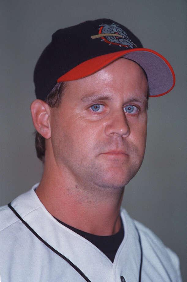 COY - Todd Moehlig, FB Austin head baseball coach in Houston Tuesday June 5, 2001. Photo: Andrew Innerarity, Staff / Houston Chronicle