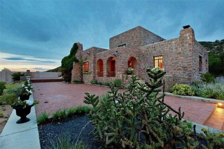 Santa Fe's Casa La Luna is listed at $5.85 million. Photo: Top Ten Real Estate Deals