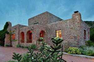 Colorful, historic Santa Fe estate listed at $5.85M - Photo