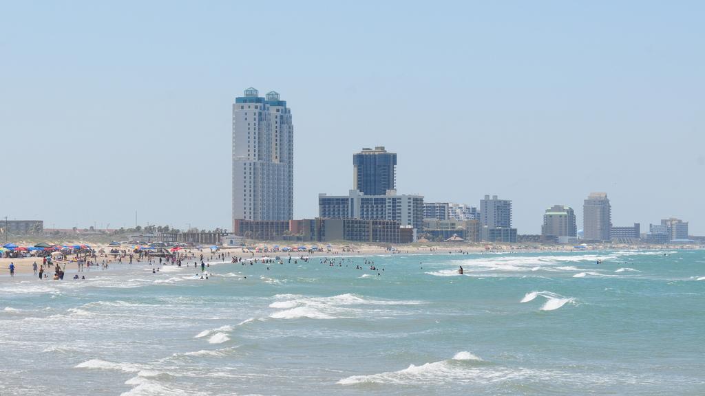 Beaches Near Texas City