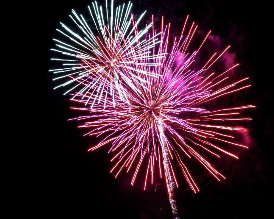 Fireworks will put an exclamation mark on area Fourth of July celebrations. Photo: Courtesy Photo