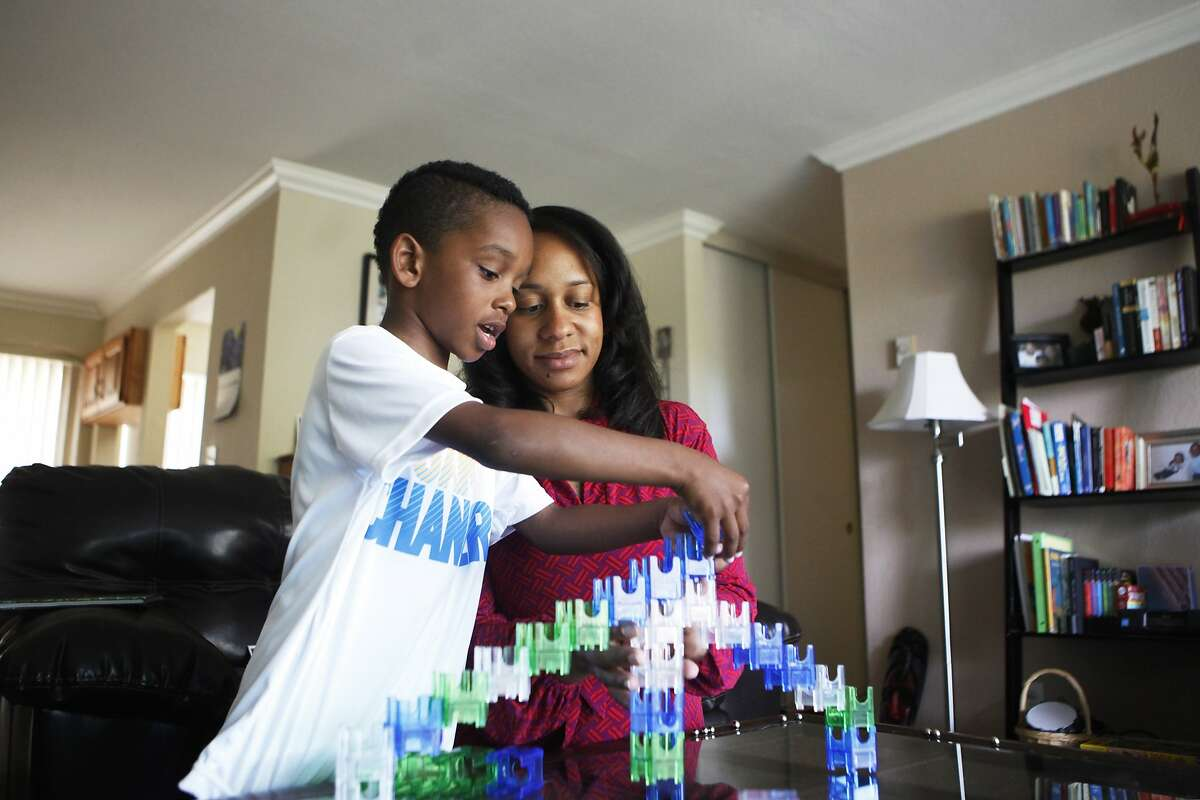 Six-year-old Jalyn Broussard was sent home from the Immaculate Heart of Mary Catholic School back in December for wearing a fade cut -- a hairstyle popular in the African American community -- despite the fact a handful of students having similar styles. His mother Mariana is now filing a federal civil rights complaint and Jalyn has transferred to Fox Elementary School.