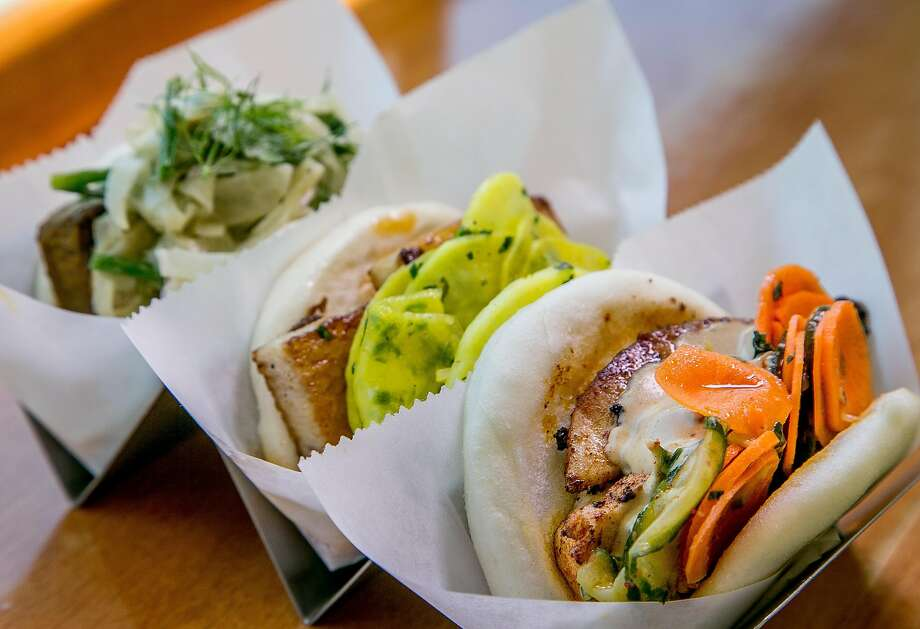 At Chairmans Brick And Mortar Bao And Beyond Sfgate