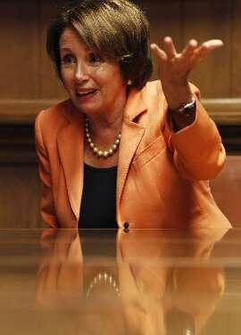 Nancy Pelosi: More time at meetings than dancing