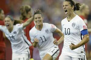 U.S. beats No. 1 Germany 2-0 in Women's World Cup semifinal - Photo