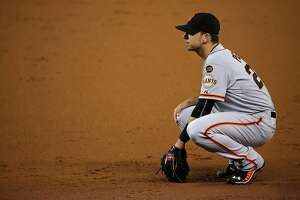 Gordon's inside-the-park homer dooms Giants - Photo