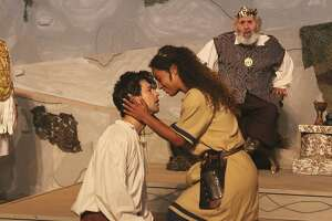'Cymbeline' as a sophomoric Shakespeare lampoon - Photo