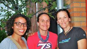 Were you Seen watching the USA-Germany Women's World Cup semifinal game at Wolff's Biergarten in Albany on Tuesday, June 30, 2015?