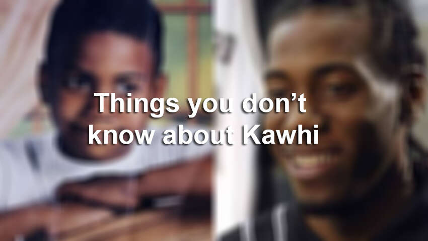 Here are 24 things you probably didn't know about the silent and mysterious Kawhi Leonard.