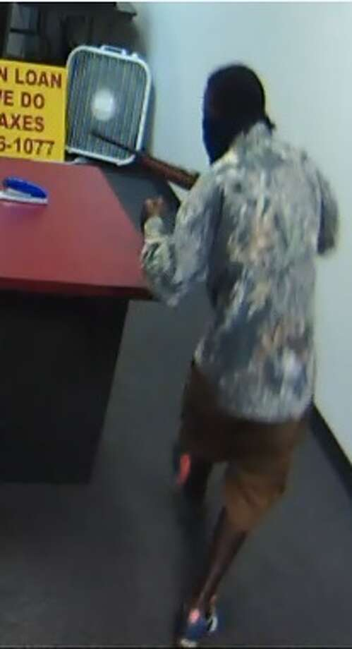 Orange police are looking for a man who Sun Loan at 1104 16th St. in Orange.