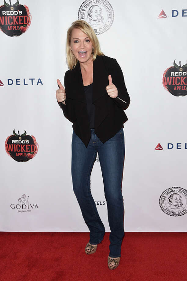 ESPN personality Michelle Beadle is known for Spurs-loving tweets along with her witty handling of Twitter trolls and one University of Texas at San Antonio tennis player became one of them Wednesday when he called her a derogatory name.  / 2015 Getty Images