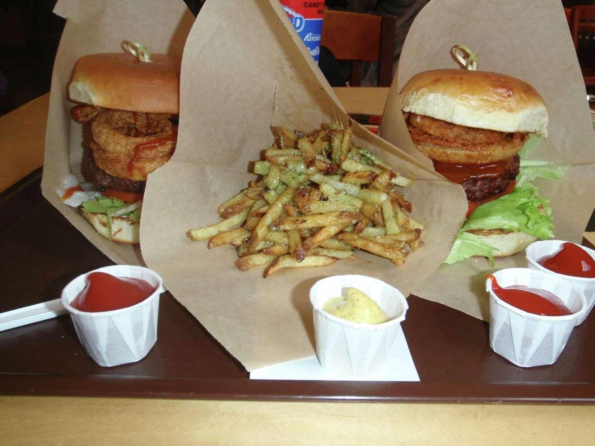 8. Village Burger - Waimea, Hawaii (327 reviews on TripAdvisor)