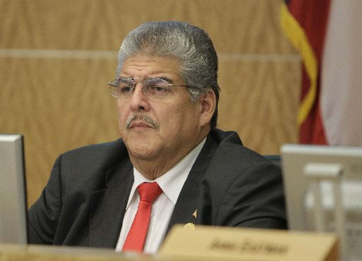 Manuel Rodriguez wants to hold onto his District 2 school board seat.