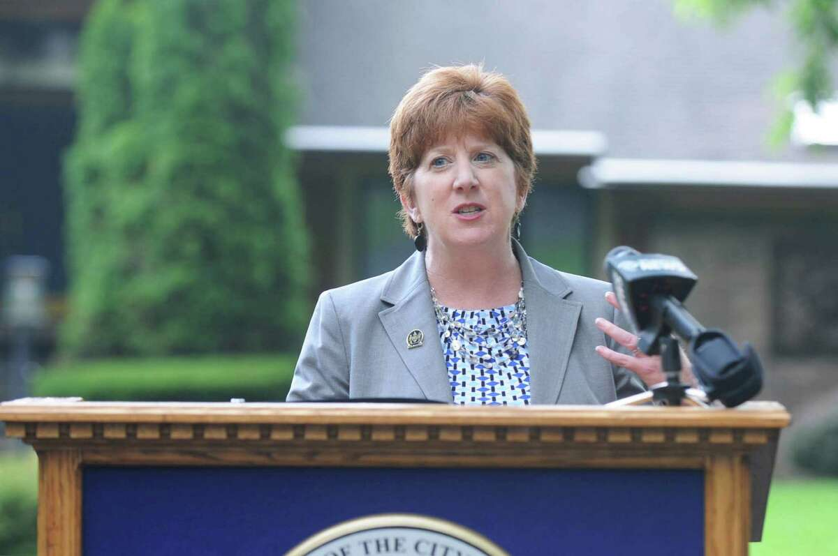 Albany Mayor Kathy Sheehan (Olivia Nadel/ Special to the Times Union archive)