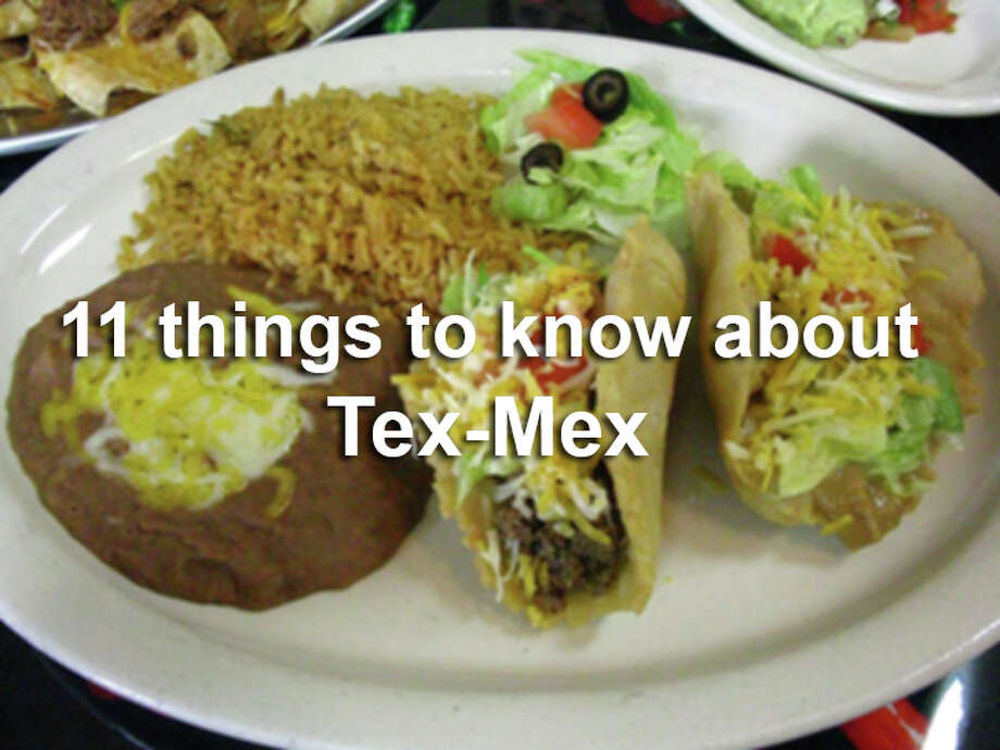 There are some widely known misconceptions about Tex-Mex. We are here to set the record straight on everything from guacamole to the railroad connection. Photo: JENNIFER MCINNIS, SAEN / JMCINNIS@EXPRESS-NEWS.NET