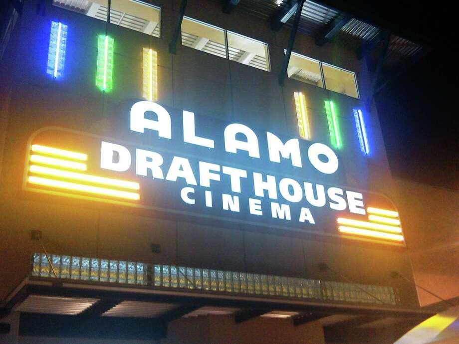 Exterior of an Alamo Drafthouse Photo: Courtesy Photo