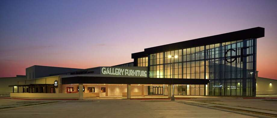The new Gallery Furniture showroom in Richmond is the Houston furniture empire's third and largest location. Photo: Gallery Furniture