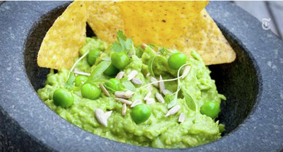 The New York Times suggested adding peas to guacamole, and it became the talk of Twitter.