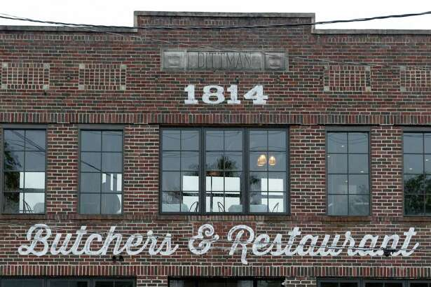 B&B Butchers & Restaurant, 1814 Washington, is a retail butcher shop and upscale steakhouse in the historic former Dittman Bakery, shown Wednesday, May 27, 2015, in Houston. ( Melissa Phillip / Houston Chronicle )