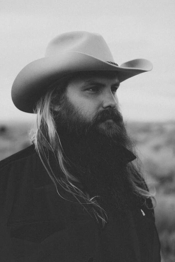 Musician Chris Stapleton Photo: Becky Fluke