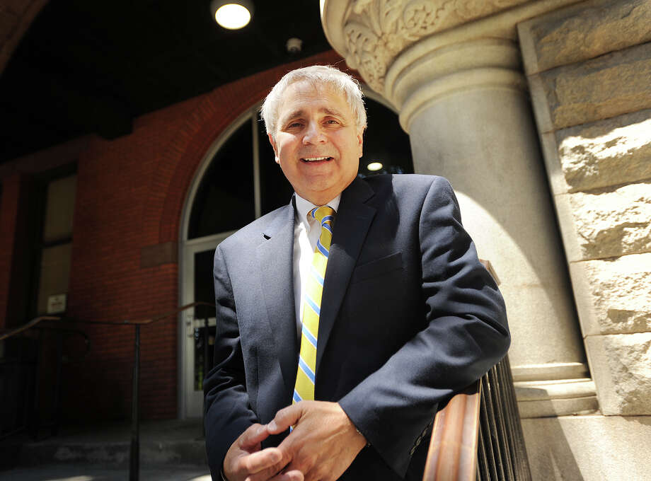 Supervisory Assistant State's Attorney Joseph Marcello is retiring after 40 years as the lead prosecutor at the Golden Hill Street courthouse in Bridgeport, Conn. on Wednesday, June 10, 2015. Photo: Brian A. Pounds / Staff Photographer / Connecticut Post