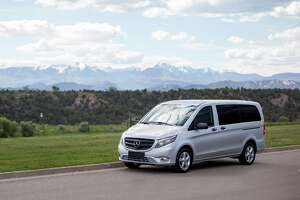 2016 Mercedes-Benz Metris: the next big thing - Photo
