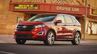 2015 Ford Edge: Edgy fresh styling - Photo
