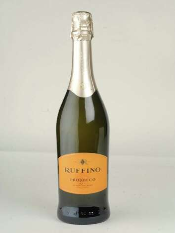 Ruffino Prosecco Italy NV on Wednesday Feb. 25, 2015 in Colonie, N.Y. (Michael P. Farrell/Times Union) Photo: Michael P. Farrell / 00030770A