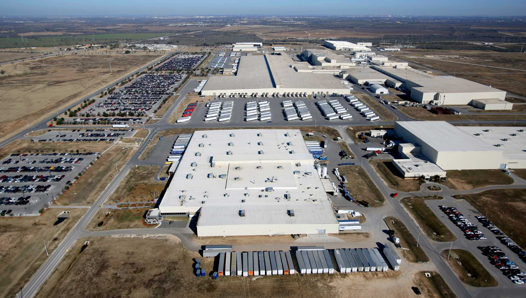 Toyota considers adding shift to San Antonio plant San Antonio