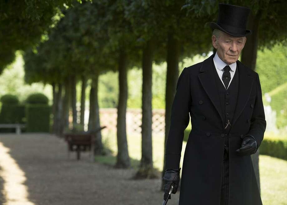 Sir Ian McKellen plays Sherlock Holmes Photo: Miramax, Roadside Attractions