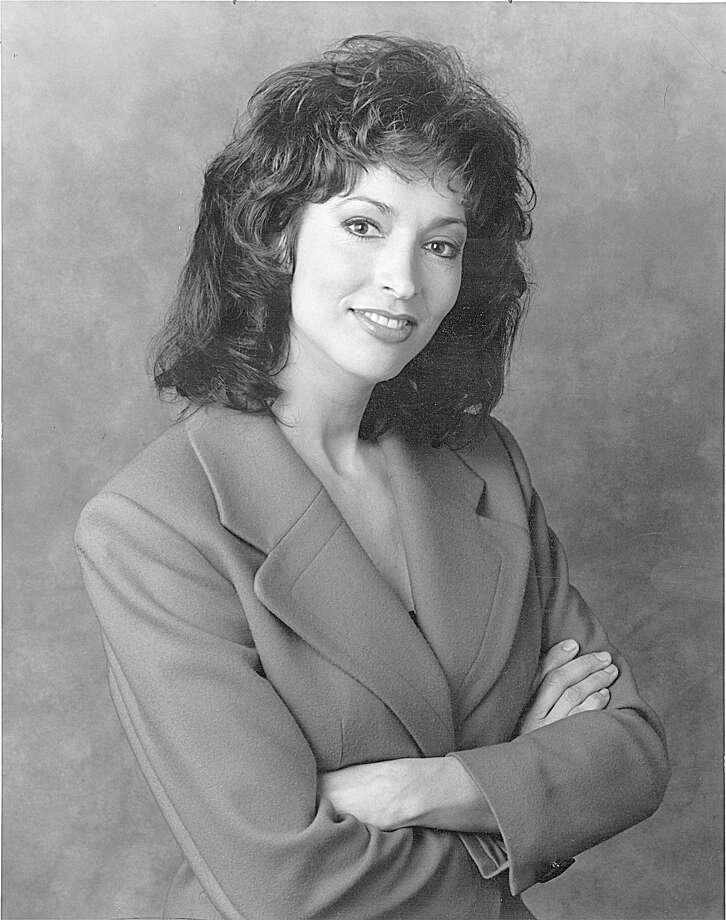 Lynne Russell, an anchor at KENS-TV in the early 1980s, was traveling with her husband when he and an intruder exchanged gunfire in their motel room. The intruder was killed. Photo: Express-News File Photo