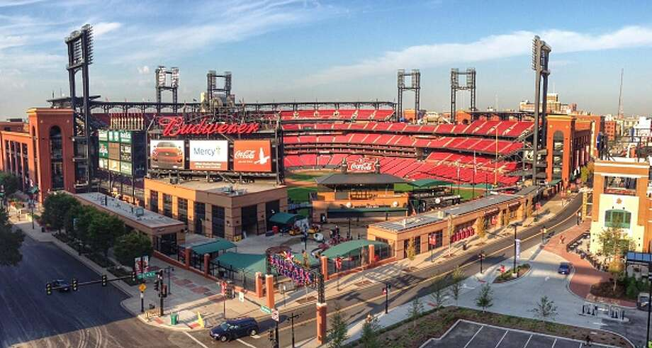 Busch Stadium St Louis, Missouri Photo: George Siede, Getty Images / This image is subject to copyright.